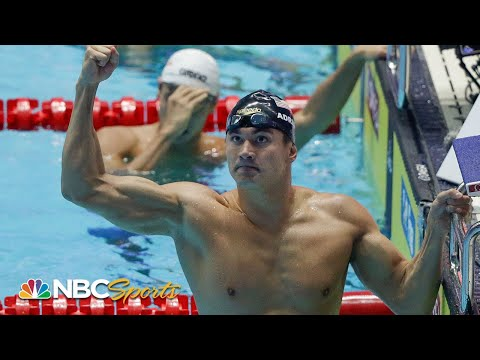 Team USA Wins Gold In Men's 4x100m Free Relay At 2019 World Swimming Championships | NBC Sports