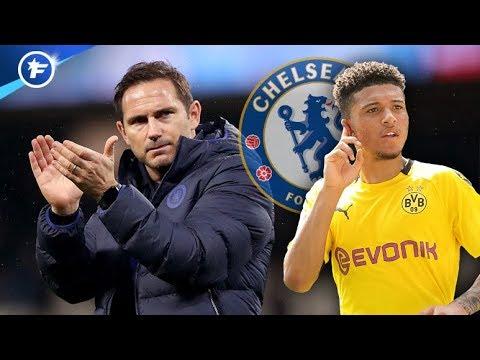 Chelsea peut recruter et veut mettre le paquet sur Sancho   Revue de presse