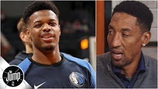 Dennis Smith Jr. shouldn't play for Mavs again after they shopped him - Scottie Pippen   The Jump