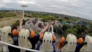 Oblivion: The Black Hole - Gardaland (HD POV)