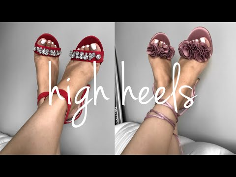 MY HIGH HEEL COLLECTION