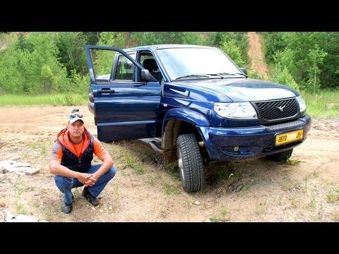 Видео обзор реальной внедорожной машины Uaz Patriot Pickup