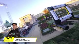 Drone Racing in Brussels - DCL at Mont des Arts | Gary Kent Quarterfinal Race
