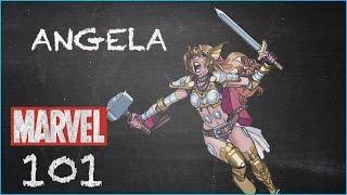 The Warrior Woman - Angela