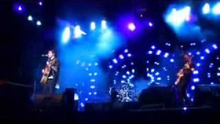 Arkarna - Life Is Free Live at Java RockingLand 2010