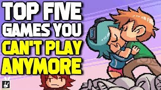 Top Five Video Games You Can