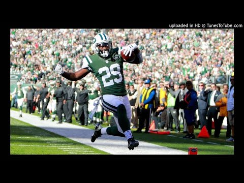 Interview with New York Jets running back Bilal Powell