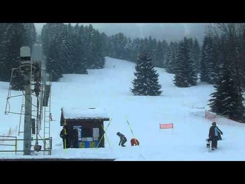Journée de ski à Saint Hilaire du Touvet