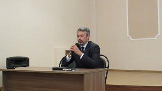 «Лжеучение секты Свидетели Иеговы», лектор Солодков Андрей Иванович