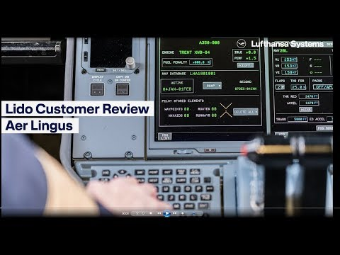 Embedded video for Lido Customer Review - Aer Lingus