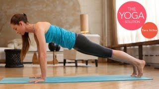 Build Strength Evenly | Beginner Yoga With Tara Stiles by LivestrongWoman