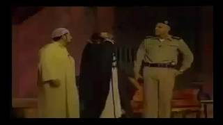 إنتصار الشراح تزف بالمصري ? من مسرحية البيت المسكون 2
