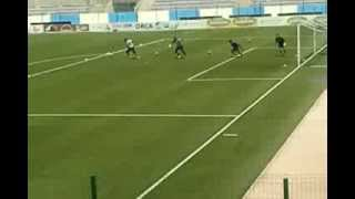 preview picture of video 'Moroccan Goalkeeper - Training'