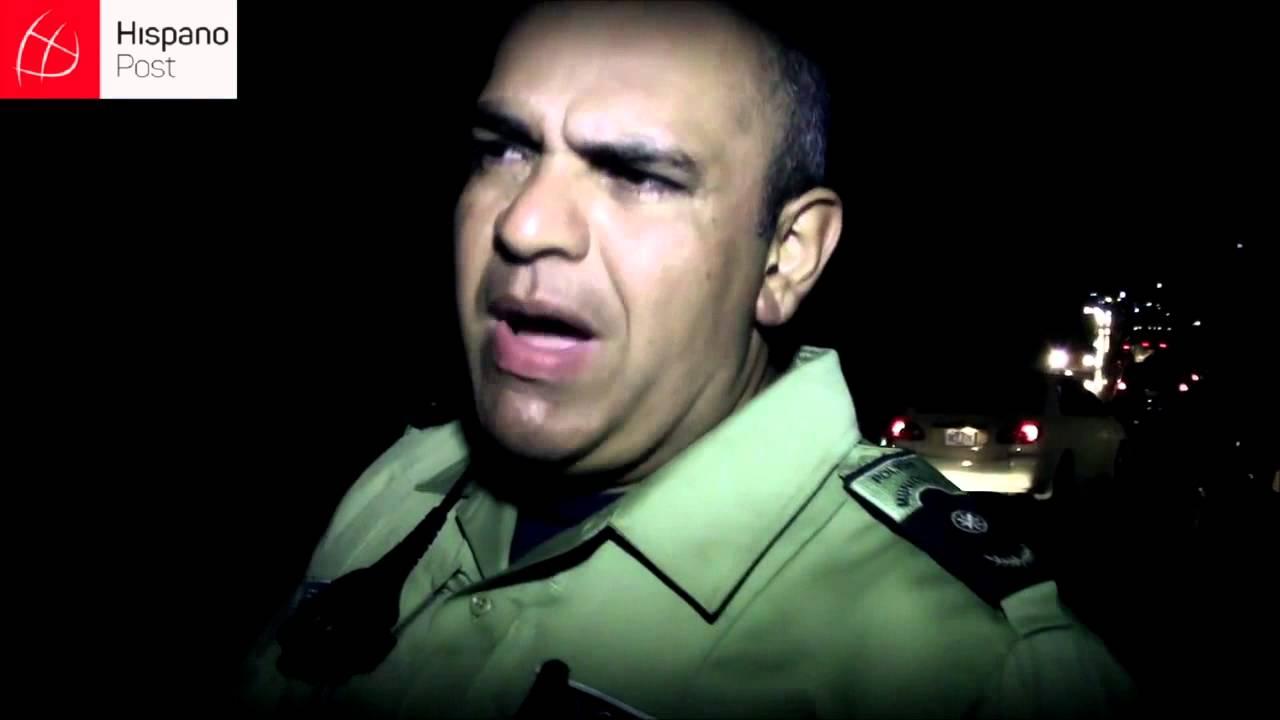 Una noche con la policía en el barrio más peligroso de Caracas