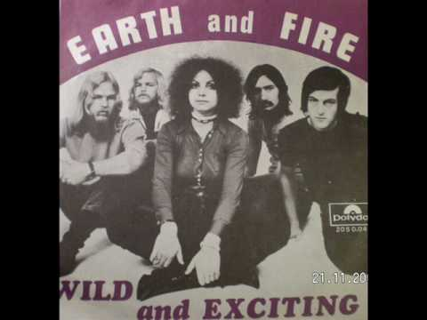 EARTH AND FIRE - Vivid shady land