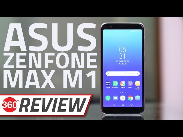 Asus ZenFone Max M1 Review | NDTV Gadgets360 com