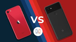 Apple iPhone SE vs Google Pixel 3a: Ultimate Value Phone Battle!