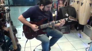 Stryper - Can't stop the rock - Guitar Cover - Soldiers Chile