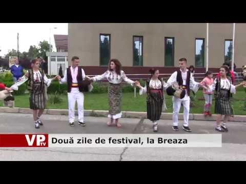 Două zile de festival, la Breaza