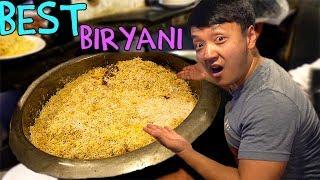 BEST Biryani! & Food Tour of Kolkata India: Kathi Rolls! - Video Youtube