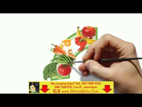 Video maximus obat pelangsing - 0812-1888-3333 Dimas SmartDetox