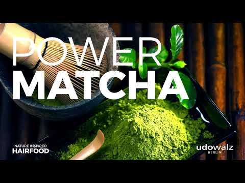 Power Matcha von Udo Walz