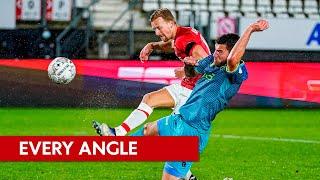 Every Angle   Dani de Wit   AZ - Sparta Rotterdam