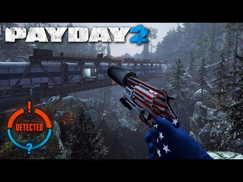 Payday 2 - MY HARDEST CHALLENGE EVER! - Train Heist with Instant Detection