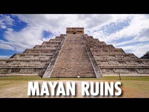 Mayan Ruins Experience: Chichen Itza and Chacchoben, Mexico ~ Carnival Cruise Line ~ Cruise Review