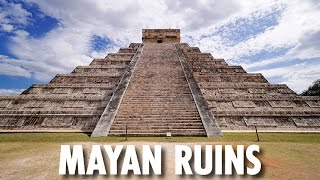 preview picture of video 'Mayan Ruins Experience: Chichen Itza and Chacchoben, Mexico ~ Carnival Cruise Line ~ Cruise Review'