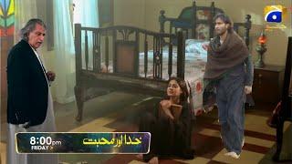Khuda Aur Muhabbat 2nd Last Mega Episode  Huda Aur Muhabbat Episode 35 and 36 complete last episode