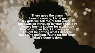 Alarm (Acoustic Version) - Anne-Marie - Lyrics