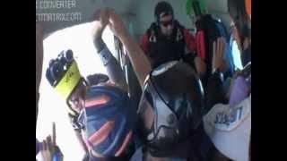 preview picture of video 'Tandem Carlo Skydive Nettuno'