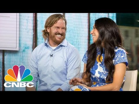 HGTV's Chip And Joanna Gaines Discuss Life After Their Last Season Of