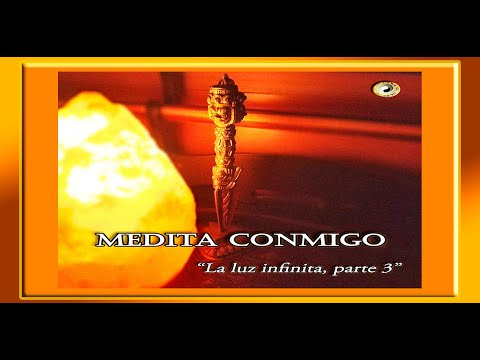 Meditación guiada Luz Infinita 3