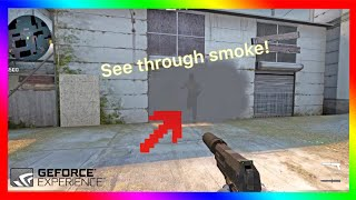 cs go nvidia freestyle smoke settings - TH-Clip