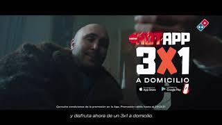 'Domino's Hot App VS Kiko', de Good Rebels para Domino's Pizza Trailer