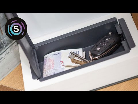 Youtube Video for Real Book Safe - Hidden Lockable Safe