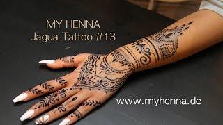 MY HENNA - Jagua Tattoo # 13
