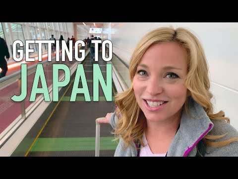 Asia pre-cruise vlog: Los Angeles To Tokyo