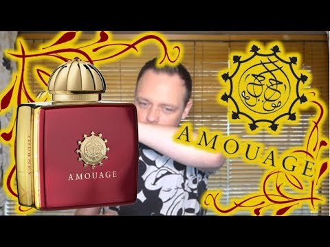 "Amouage ""Journey Woman"" Fragrance Review"