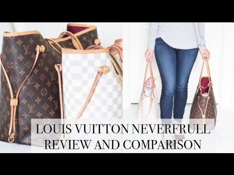 LOUIS VUITTON NEVERULL REVIEW & COMPARISON