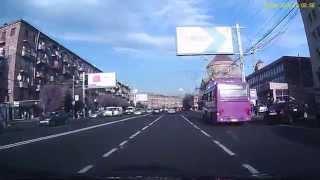 жесткое дтп в Ереване