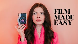 Beginner's Complete Guide To 35mm Film Photography