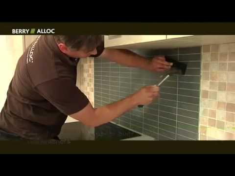 Водостойкие стеновые панели на кухню