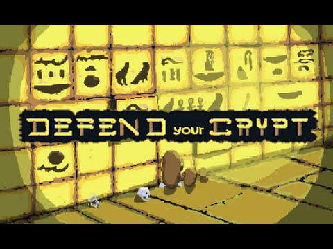 Defend your Crypt - Gameplay - 3DS thumbnail