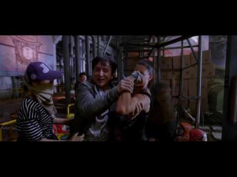 Skiptrace - Behind the Scenes - Jackie Chan movie