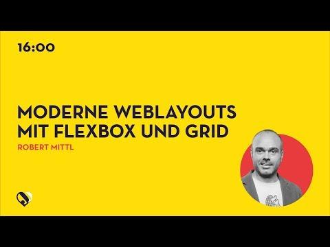 JD19DE - Moderne Weblayouts mit Flexbox und Grid