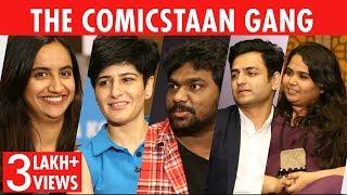 A Complete LAUGH RIOT With Kenny Sebastian, Sumukhi Suresh, Zakir Khan, Neeti Palta & Urooj Ashfaq