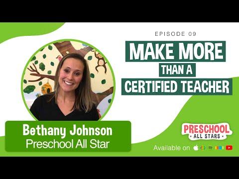 Make More Money Than a Certified Teacher When You Start a ...